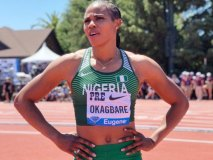 Okagbare Suspended from Tokyo Olympics, Tests Positive for Dope