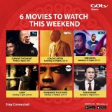 6 Movies To Watch On GOtv This Weekend