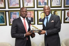 NGX Closing Gong Ceremony to Commemorate Listing of GT Holding Company Plc