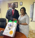 Lagos SDG Permanent Secretary seeks for more investment, Visits Nigerian-American Chamber of Commerce