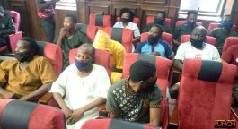Court grants Igboho's aides N80m bail, says no charge against detainees