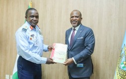 AIB RELEASED INTERIM REPORT ON AIRCRAFT ACCIDENT INVOLVED NAF KING AIR-350 AIRCRAFT TO THE CHIEF OF AIR STAFF