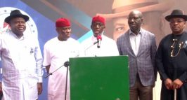 South-south Governors Resolve to Join VAT Collection Suit