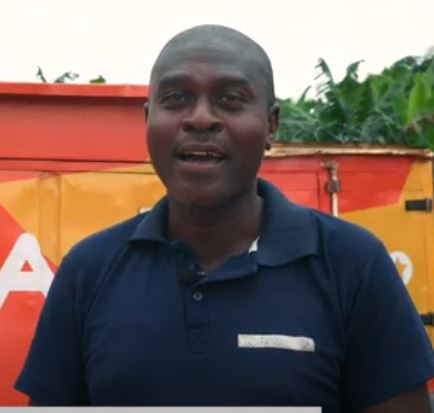 'I take satisfaction in delivering Happiness' – Jumia Delivery Agent