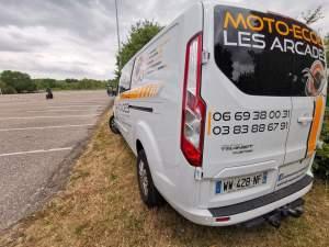 6Piste Zénith Moto et Camionette