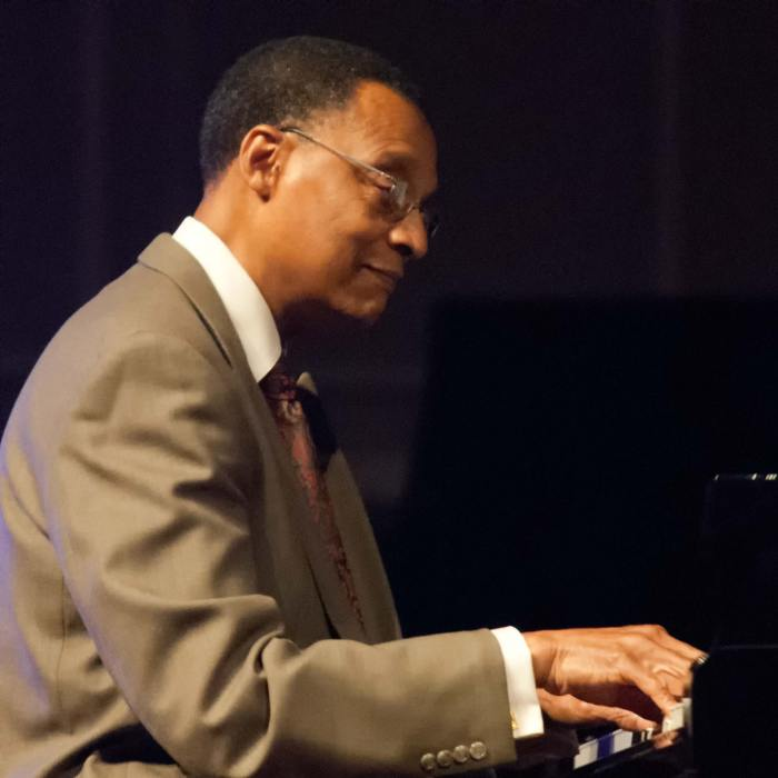 Ramsey Lewis at the 2010 AIJF