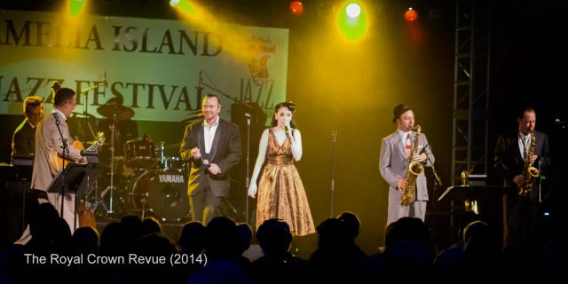 Royal Crown Revue 2014