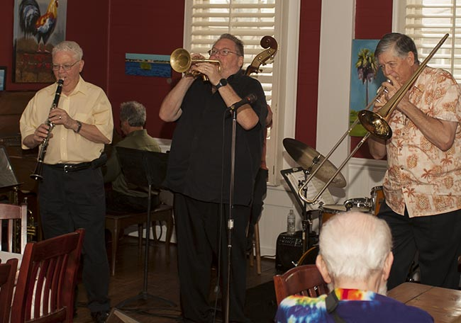Dixie to Swing at the AIJF