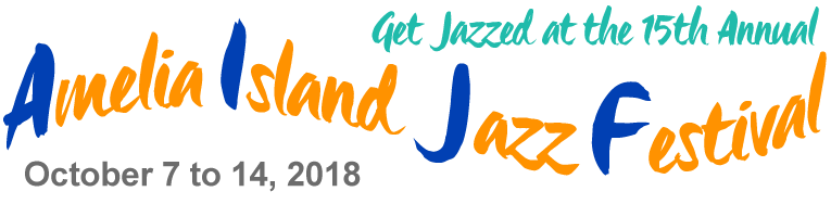 Amelia Island Jazz Festival Oct 7 to 14 2018