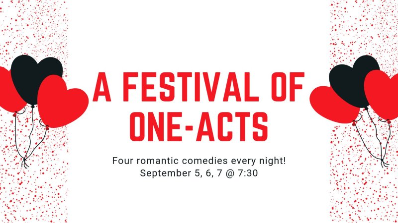 Thumbnail for A Fall Festival of One Acts