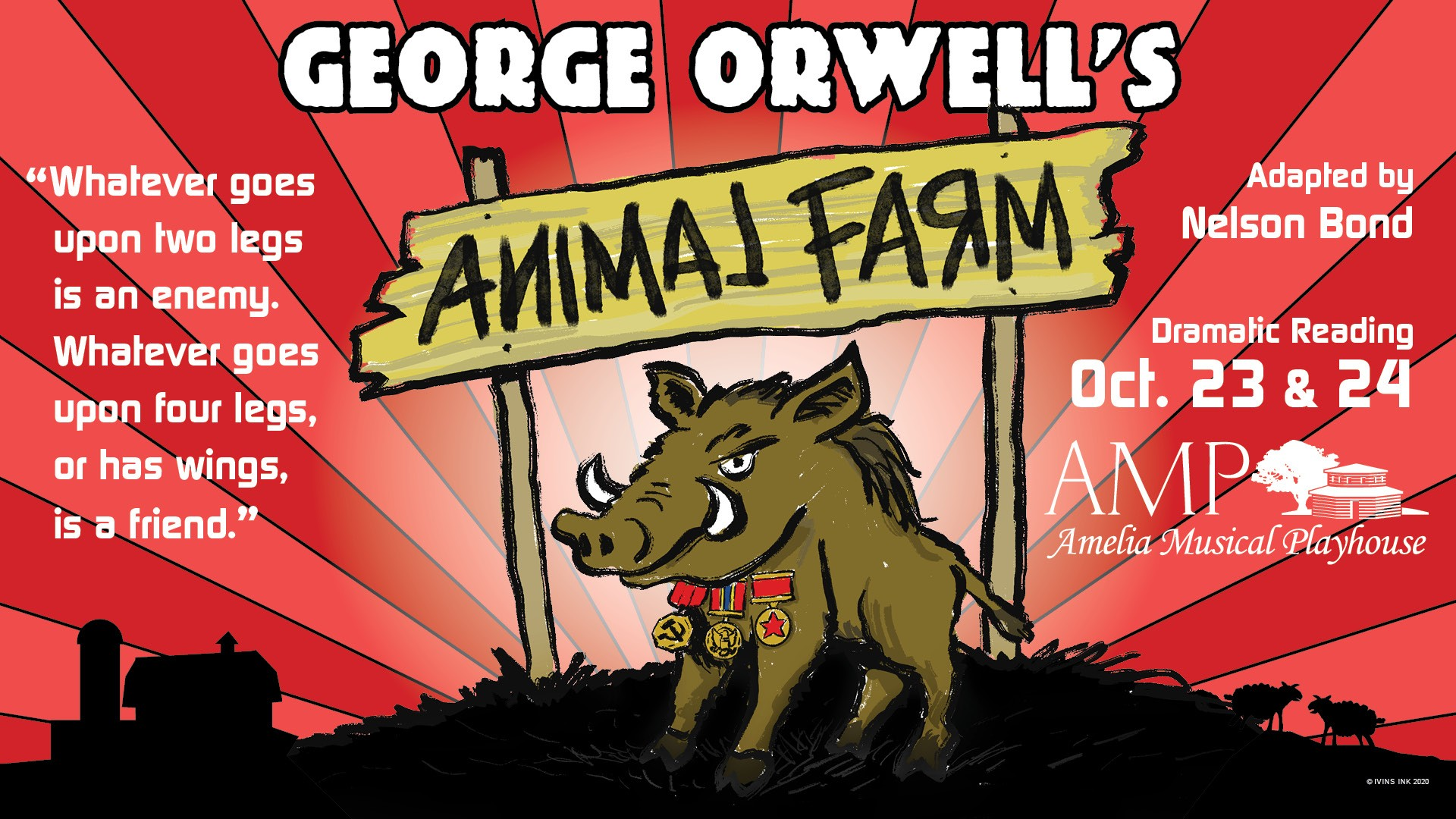 Thumbnail for Animal Farm
