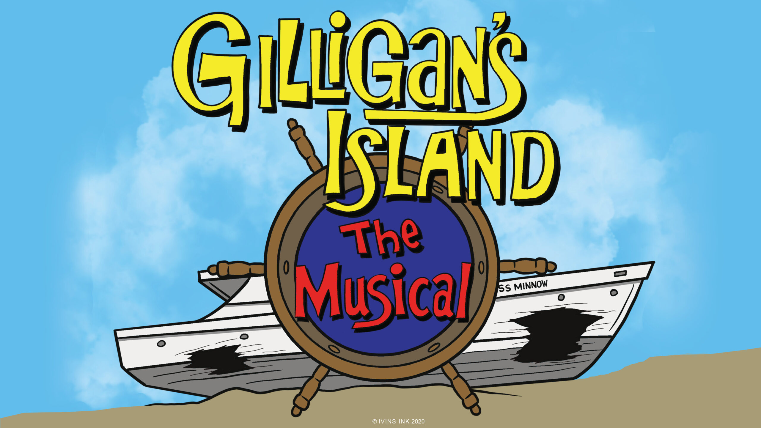 Thumbnail for Gilligan's Island: The Musical