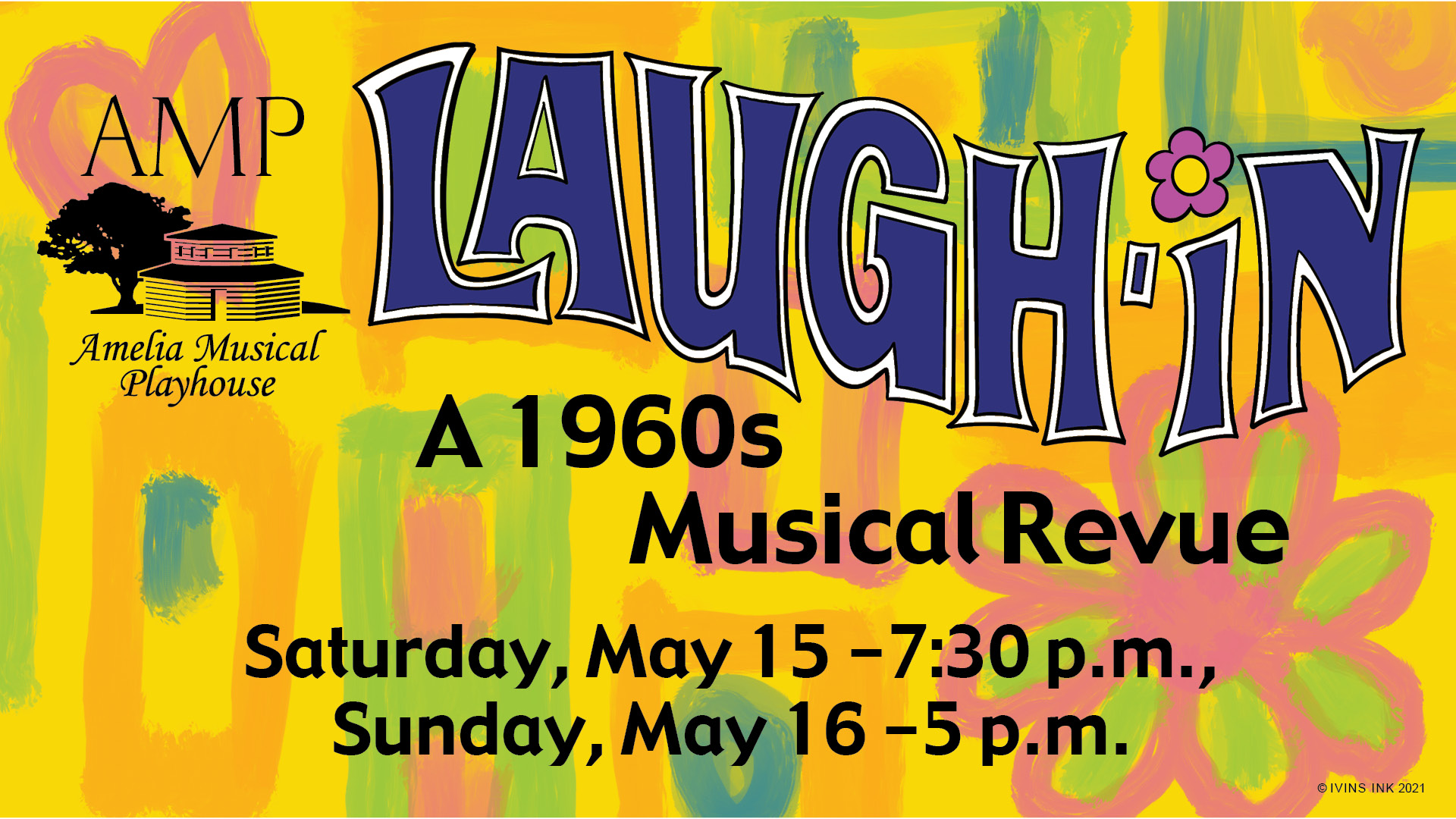 Thumbnail for Laugh-In 1960s Revue