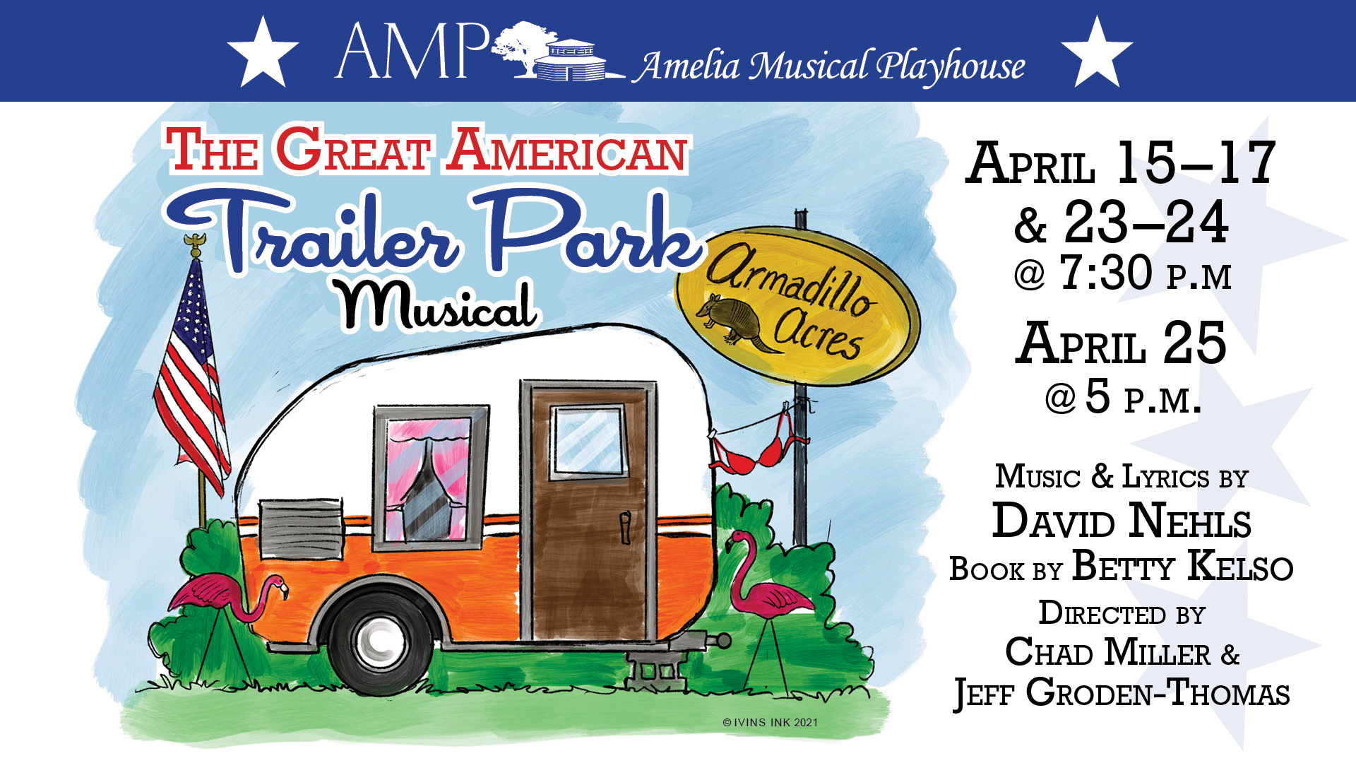Thumbnail for The Great American Trailer Park Musical