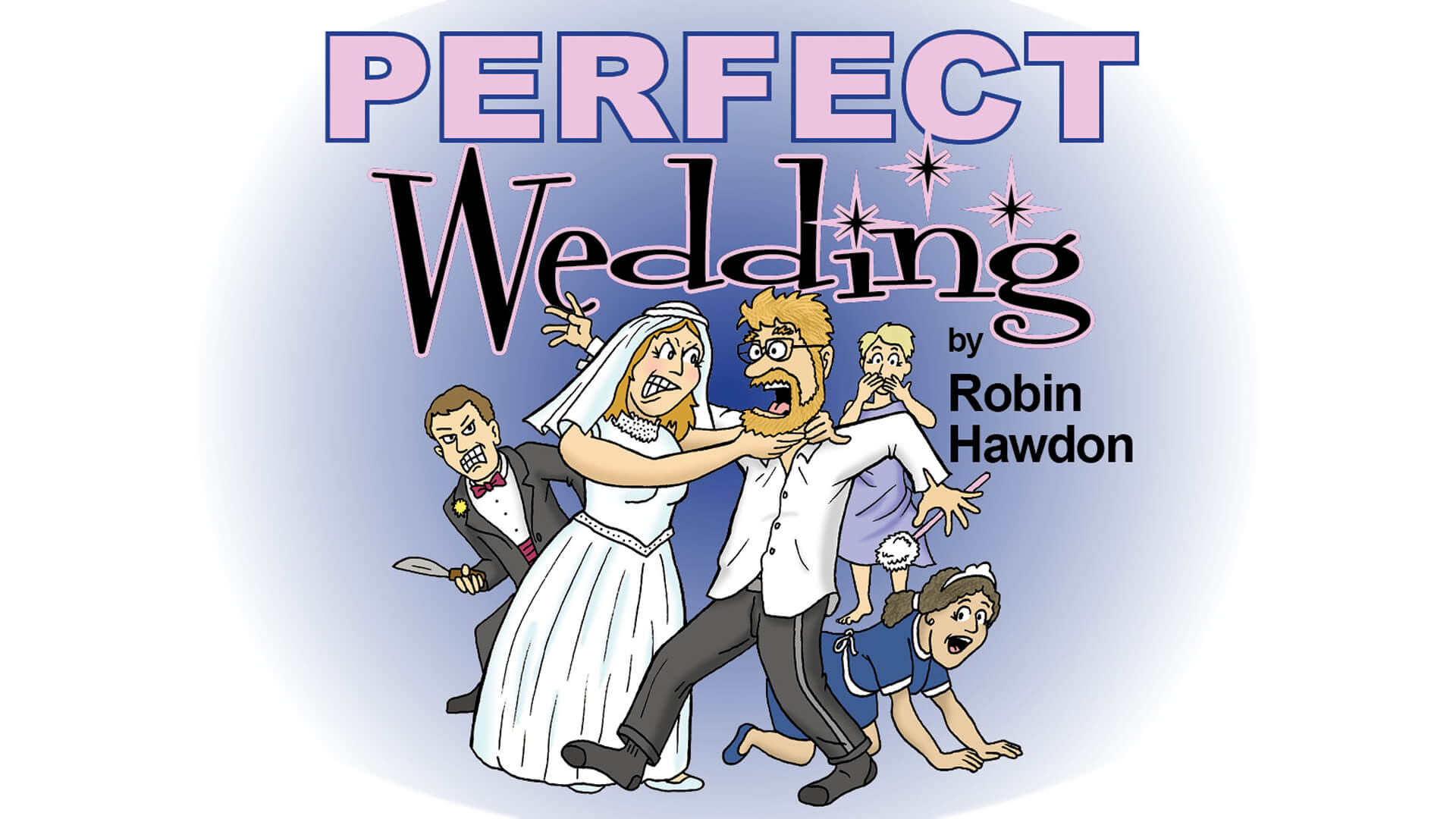 Perfect Wedding by Robin Hawdon