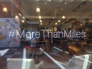 #MoreThanMiles