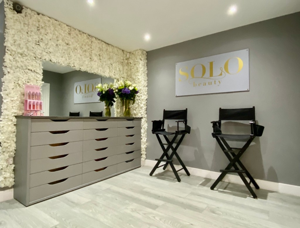 Retail: Solo Beauty Whitehaven