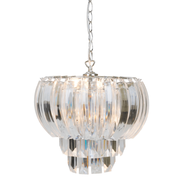 Large Aria ceiling pendant from Laura Ashley