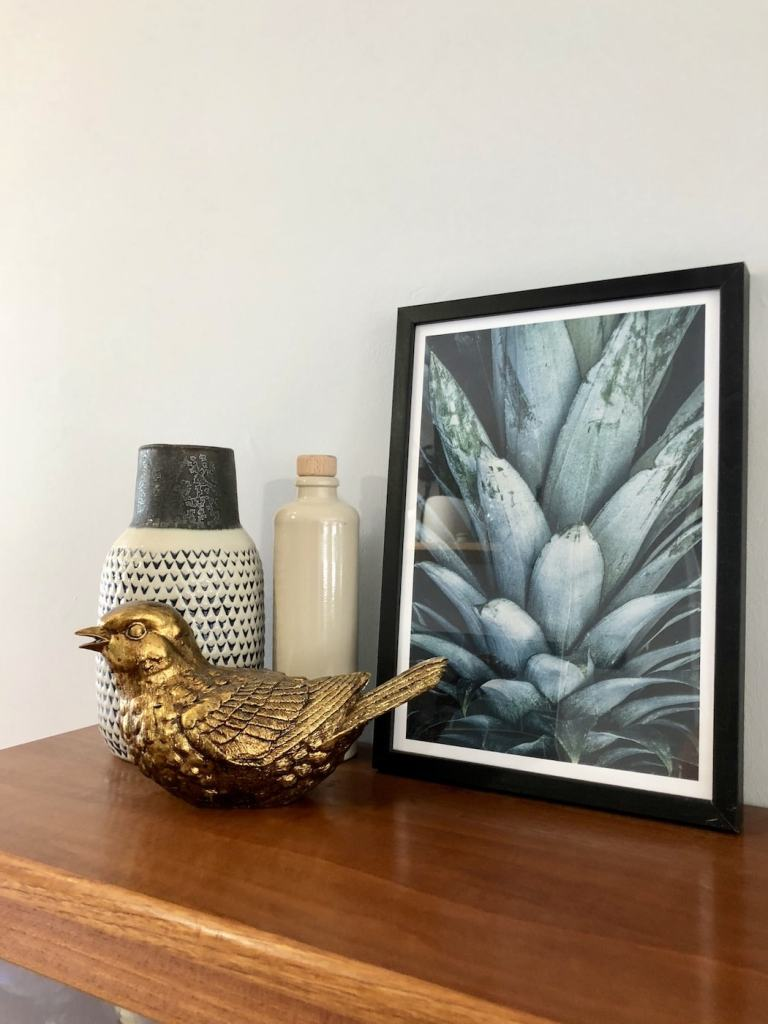 Brass Bird Ornament