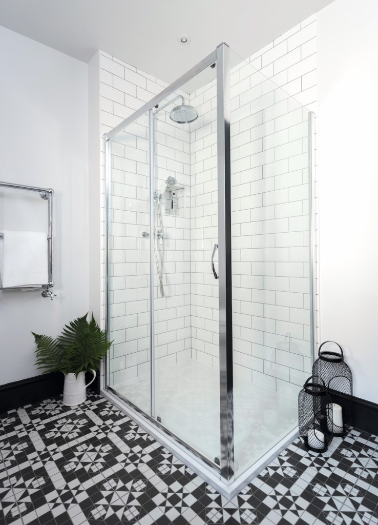 Standalone Shower