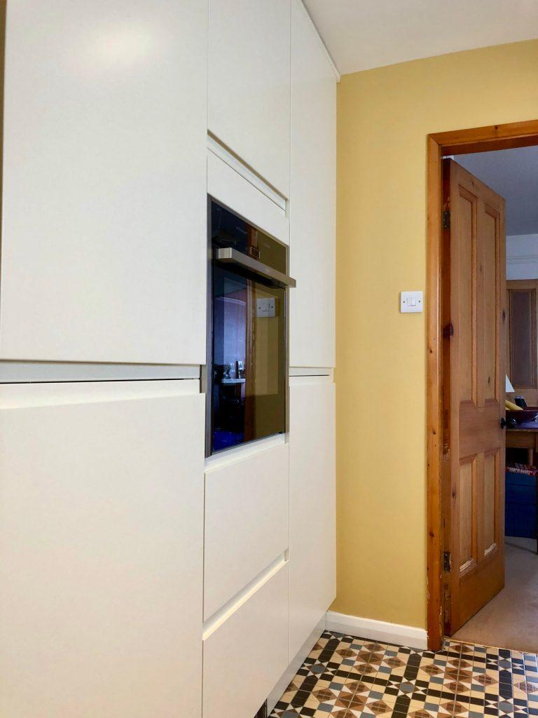 Future proofing in interior design. Kitchen design. Interior Design Cumbria