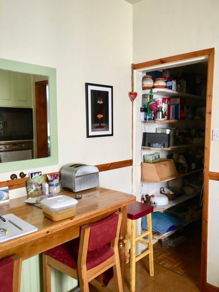 Future proofing in interior design. Kitchen design Cumbria