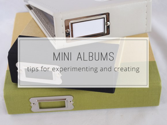 Stuck on your mini album project? Here are four tips for experimenting and creating | Amelia Writes