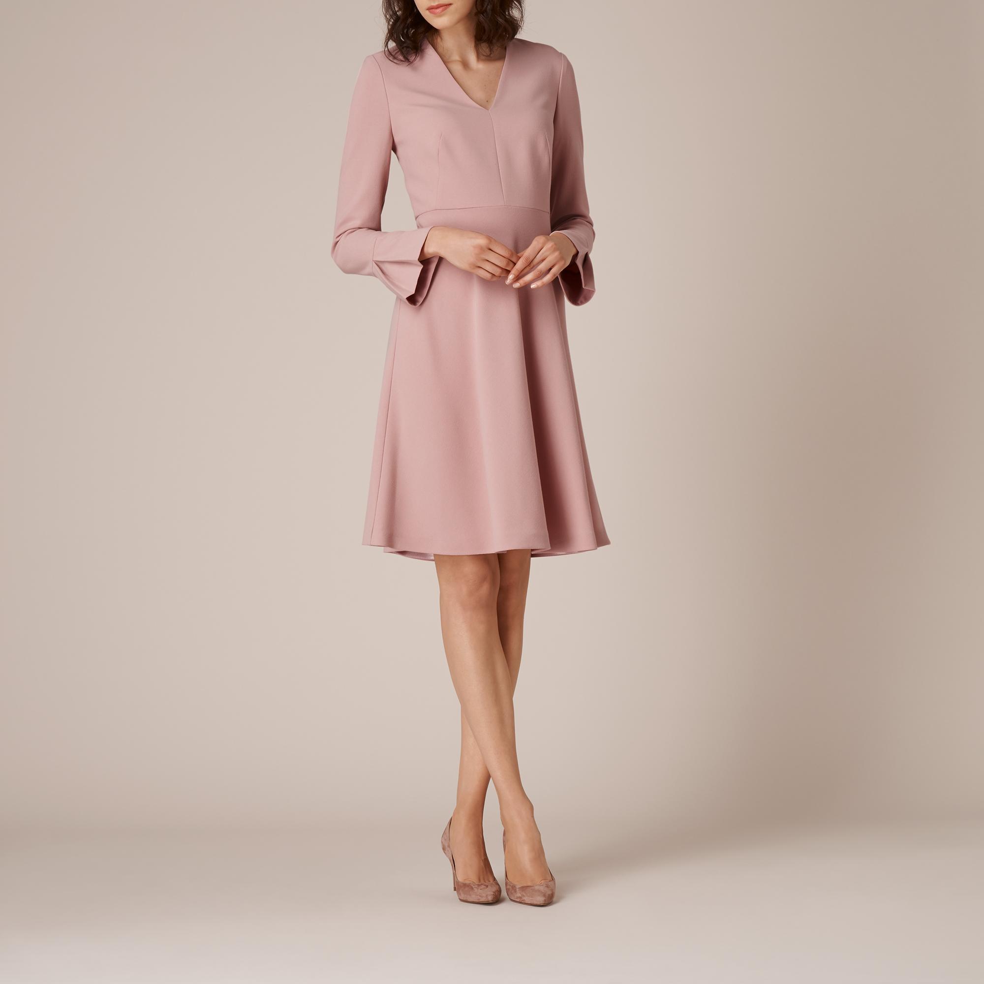 LK Bennett Amana rose dress