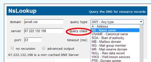 web_001ネームサーバーの設定を調べる