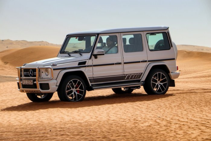 2018 Mercedes-Benz G-Class Review Dubai UAE