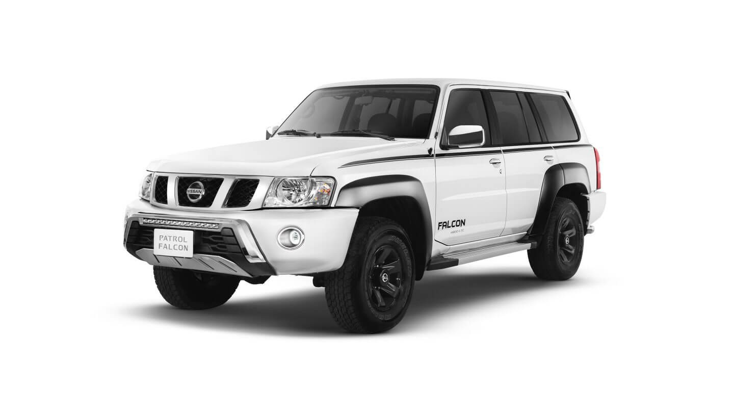 Nissan Launches UAE-Exclusive Patrol Gazelle And Falcon ...