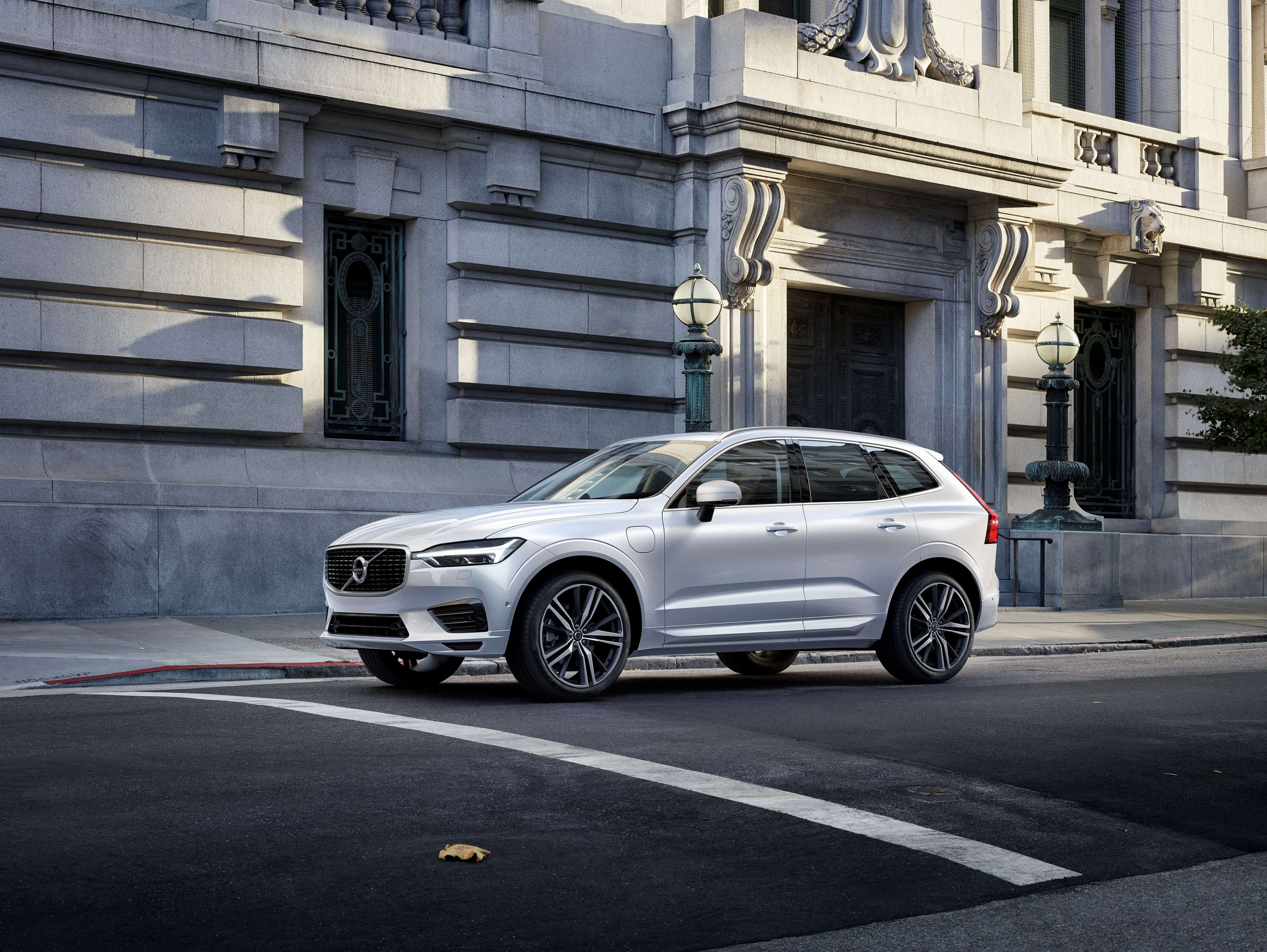 Volvo Joins Hands With Nvidia To Develop Level 4 Autonomous