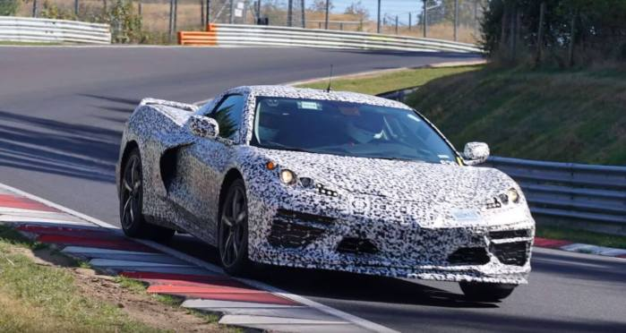 2020 Chevrolet Corvette C8 Dubai UAE