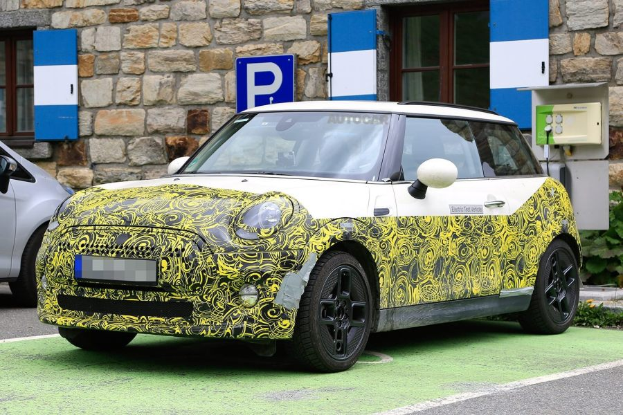 mini electric official car