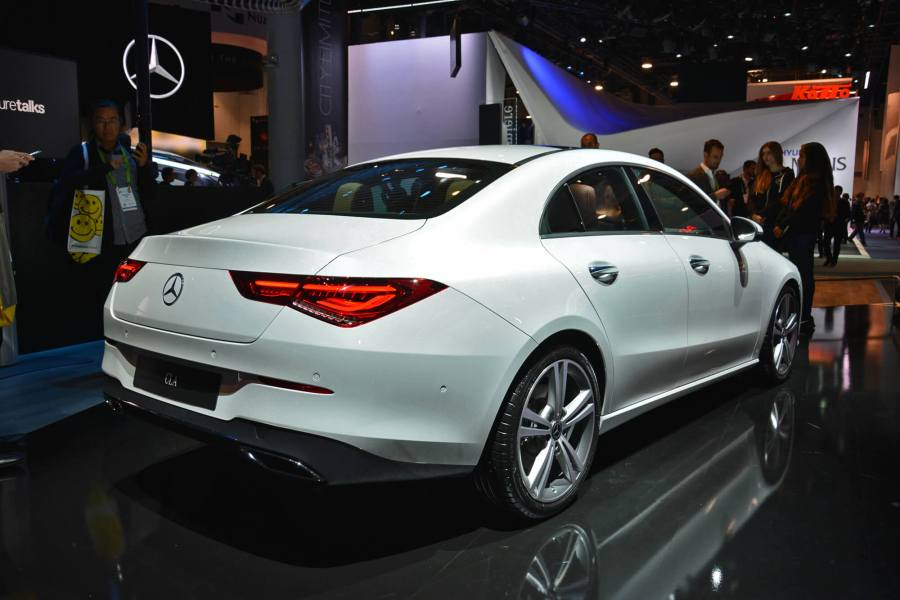 Mercedes Benz cla 2019
