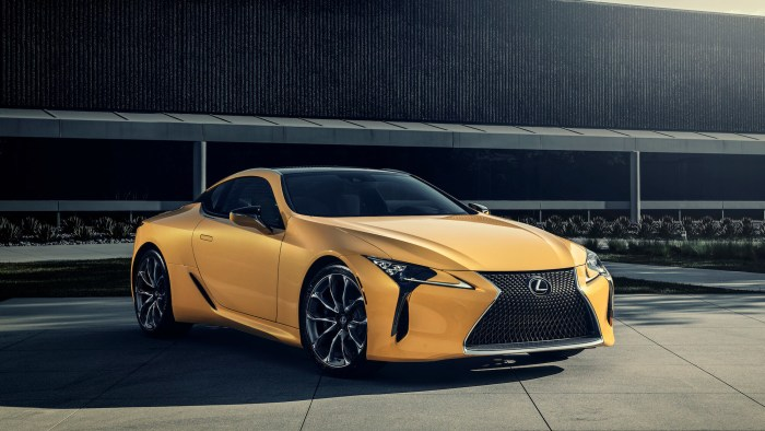 lexus lc 500 inspiration series uae