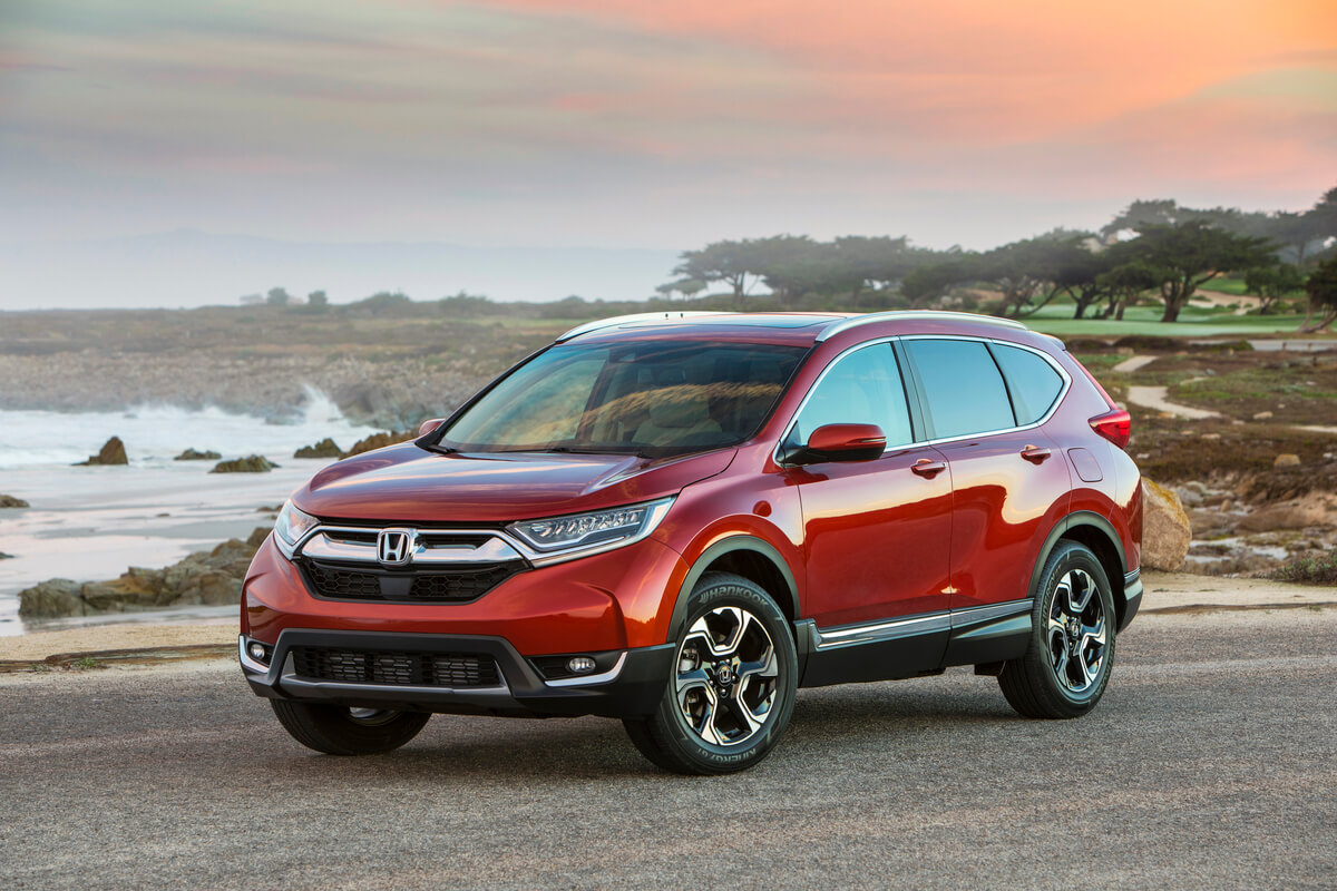 2019 Honda CR-V UAE