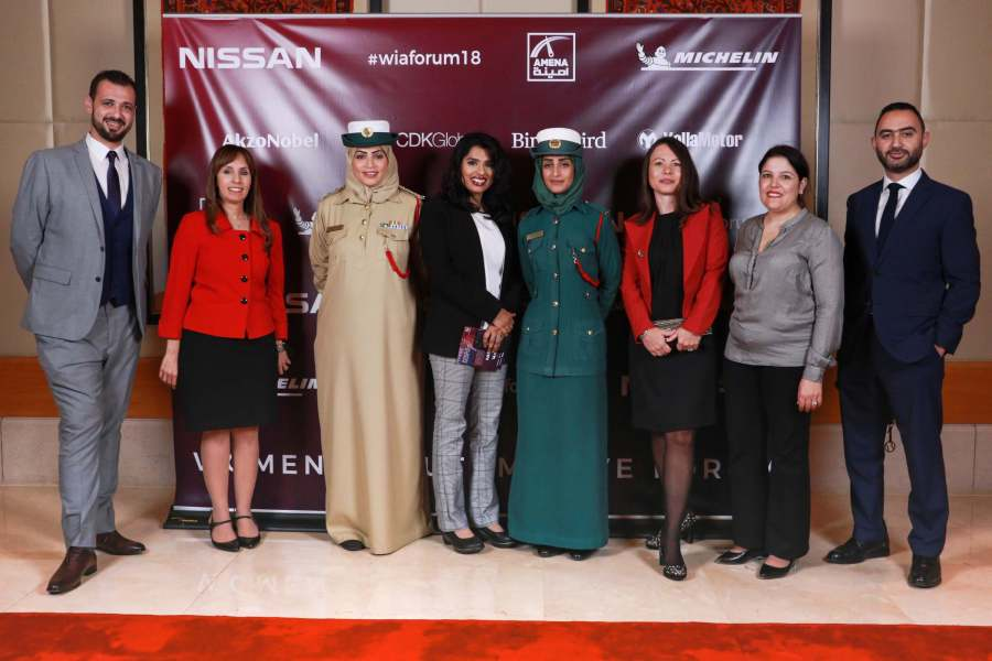 Women In Automotive Forum at Amena