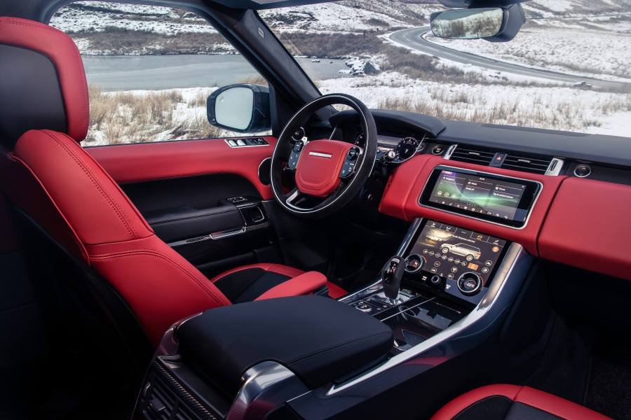 Mini JCW GP Interior