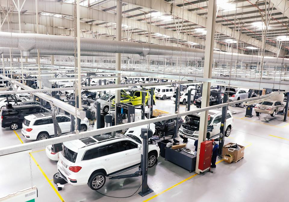 Analysis Of Mercedes Benz Company At Uae