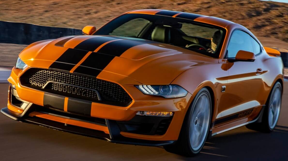 Shelby GT S Mustang