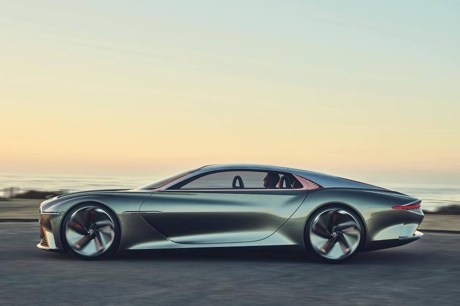 Bentley EXP 100 GT Concept Car