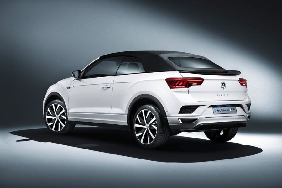 Volkswagen T-Roc Cabriolet To Debut At Frankfurt Motor Show