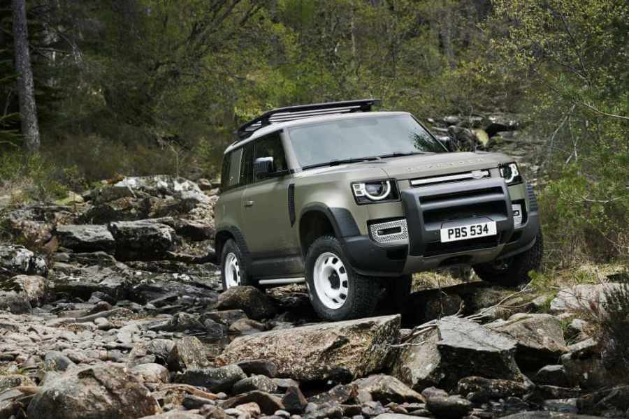 new land rover defender revealed