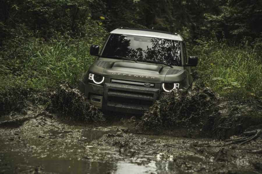 New Land Rover Defender 2019