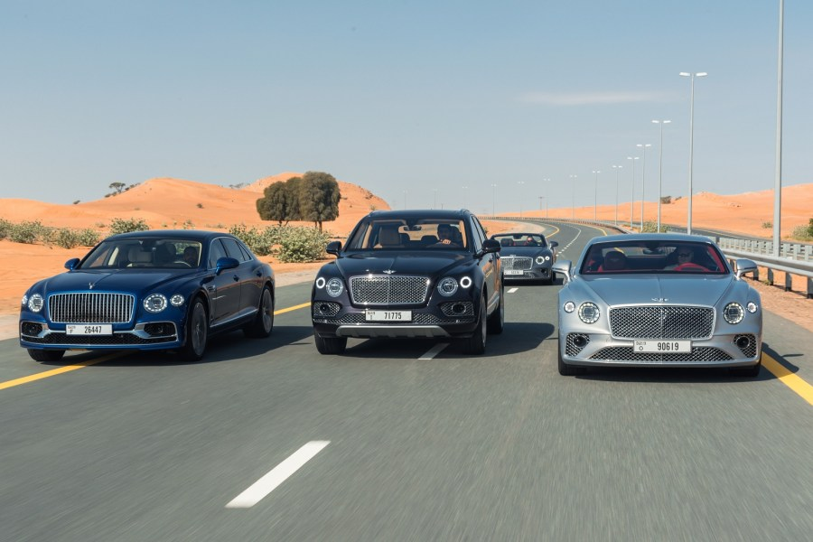 Bentley Concludes Centenary Celebrations
