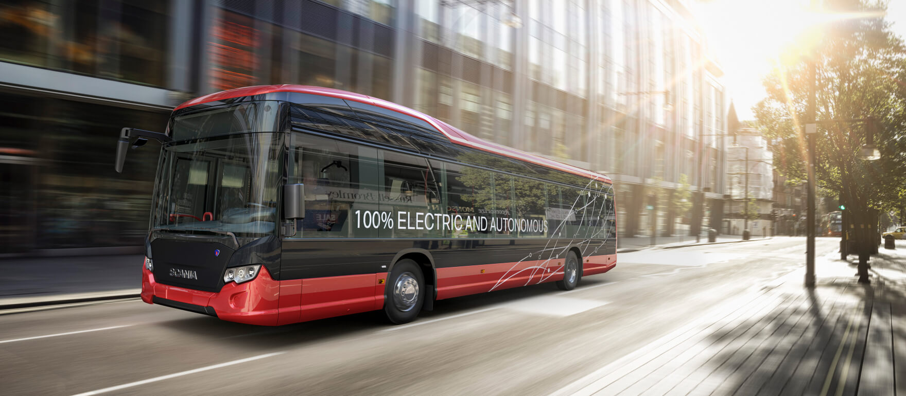 VW Electric Bus