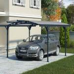 carport hispano aluminium polycarbonate