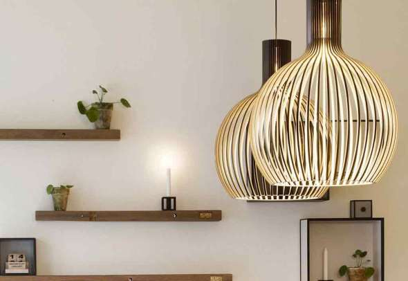 Lampe suspendue Secto Design