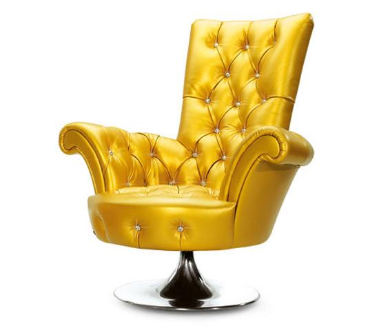 Un Fauteuil de roi pour votre salon
